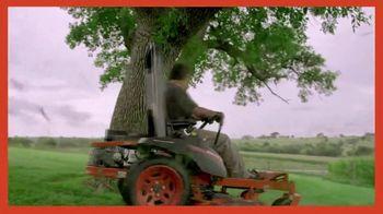 Kubota Z100 Zero-Turn Mower TV Spot, 'A Lawn Worth Admiring' - Thumbnail 3