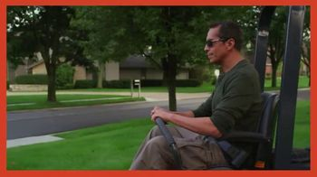 Kubota Z100 Zero-Turn Mower TV Spot, 'A Lawn Worth Admiring' - Thumbnail 5