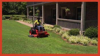 Kubota Z100 Zero-Turn Mower TV Spot, 'A Lawn Worth Admiring' - Thumbnail 6