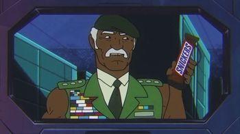 Snickers TV Spot, 'Adult Swim: Action Team Unite!' - Thumbnail 6