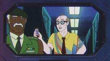 Snickers TV Spot, 'Adult Swim: Action Team Unite!' - Thumbnail 8
