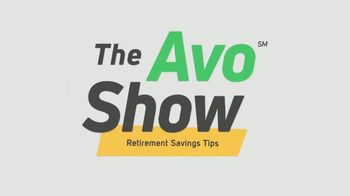Ace Your Retirement TV Spot, 'The Avo Show: Retirement Savings Tips' - Thumbnail 1