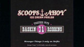 Baskin-Robbins USS Butterscotch TV Spot, 'Sailing Into Scoops Ahoy' Song by John Leach - Thumbnail 7