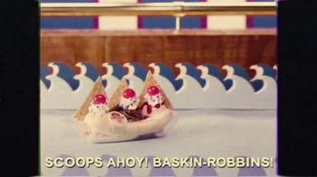 Baskin-Robbins USS Butterscotch TV Spot, 'Sailing Into Scoops Ahoy' Song by John Leach - Thumbnail 3