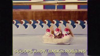 Baskin-Robbins USS Butterscotch TV Spot, 'Sailing Into Scoops Ahoy' Song by John Leach - Thumbnail 4