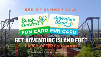 End of Summer Sale: Tigris and Adventure Island thumbnail