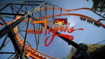Busch Gardens End of Summer Sale TV Spot, 'Tigris and Single Day Ticket'