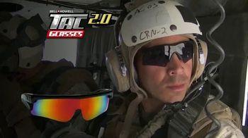 Bell + Howell Tac Glasses 2.0 TV Spot, 'No Ordinary Sunglasses' - Thumbnail 2