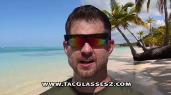 Bell + Howell Tac Glasses 2.0 TV Spot, 'No Ordinary Sunglasses' - Thumbnail 5