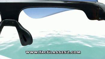Bell + Howell Tac Glasses 2.0 TV Spot, 'No Ordinary Sunglasses' - Thumbnail 7
