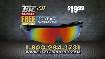 Bell + Howell Tac Glasses 2.0 TV Spot, 'No Ordinary Sunglasses' - Thumbnail 9