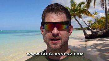 Bell + Howell Tac Glasses 2.0 TV Spot, 'No Ordinary Sunglasses'