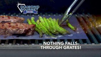 Diamond Gourmet Grill Mat TV Spot, 'Some Foods Get Stuck' - Thumbnail 3