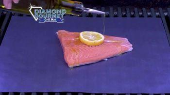 Diamond Gourmet Grill Mat TV Spot, 'Some Foods Get Stuck' - Thumbnail 5