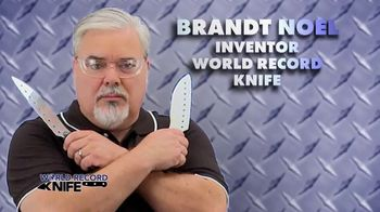 World Record Knife TV Spot, 'Right Before Your Eyes' - Thumbnail 5
