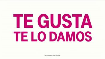T-Mobile Unlimited TV Spot, 'Premios Juventud: te damos lo que te gusta' [Spanish] - Thumbnail 9