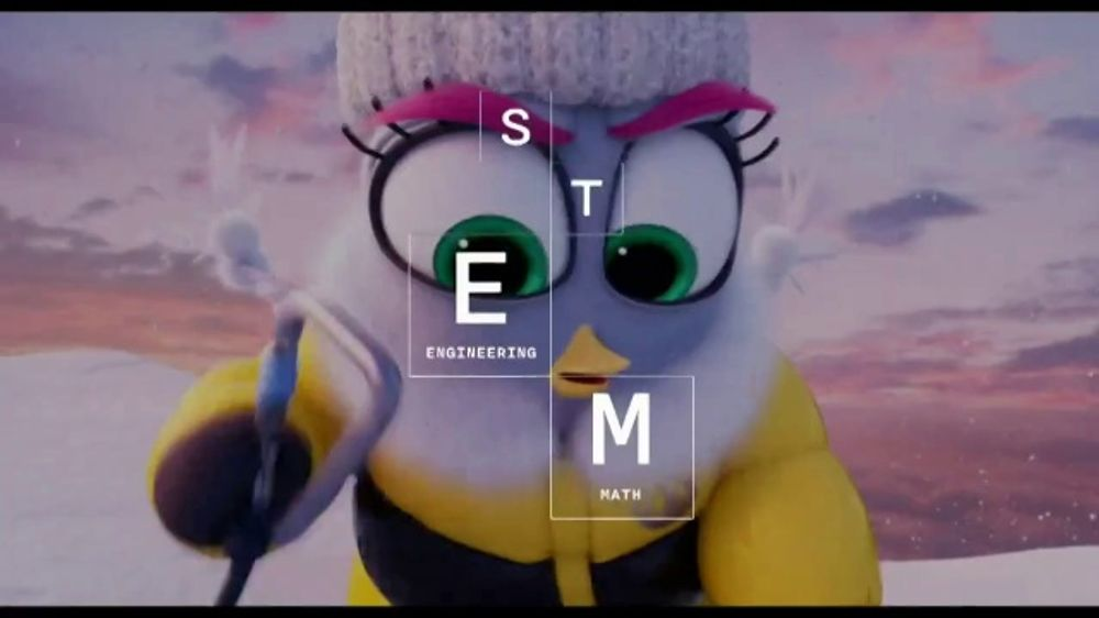 She Can Stem Tv Commercial Angry Birds Movie 2 Ispot Tv