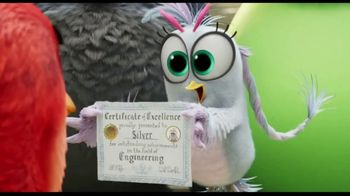 She Can STEM TV Spot, 'Angry Birds Movie 2'