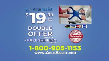 Able Assist TV Spot, 'Ergonomic Lift Assist' - Thumbnail 10