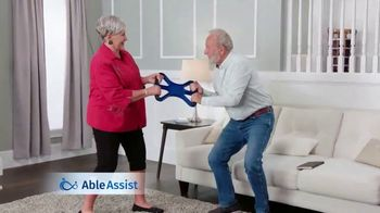 Able Assist TV Spot, 'Ergonomic Lift Assist' - Thumbnail 2