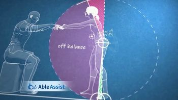 Able Assist TV Spot, 'Ergonomic Lift Assist' - Thumbnail 4
