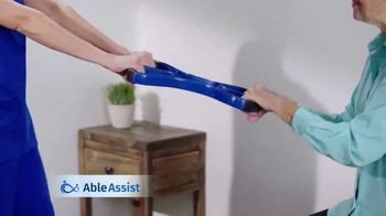 Able Assist TV Spot, 'Ergonomic Lift Assist' - Thumbnail 6