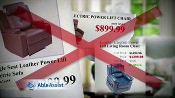 Able Assist TV Spot, 'Ergonomic Lift Assist' - Thumbnail 8