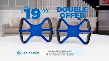 Able Assist TV Spot, 'Ergonomic Lift Assist' - Thumbnail 9