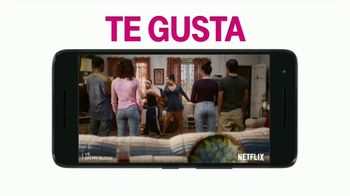 T-Mobile Unlimited TV Spot, 'Premios Juventud: Netflix por cuenta nuestra y smartphones gratis' [Spanish] - Thumbnail 6