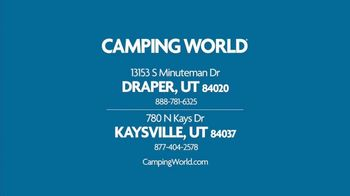 Camping World Pioneer Day Sales Event TV Spot, 'Jayco Jay Flight SLX' - Thumbnail 8