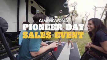 Camping World Pioneer Day Sales Event TV Spot, 'Jayco Jay Flight SLX' - Thumbnail 2
