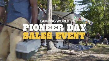 Camping World Pioneer Day Sales Event TV Spot, 'Jayco Jay Flight SLX' - Thumbnail 7