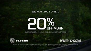 2019 Ram 1500 TV Spot, 'Loyalty' Song by Eric Church [T2] - Thumbnail 9