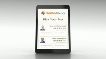 HomeAdvisor TV Spot, 'Peace and Quiet' - Thumbnail 10