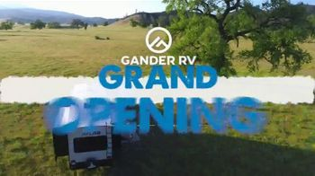 Gander RV Grand Opening TV Spot, 'Go for It' - Thumbnail 2