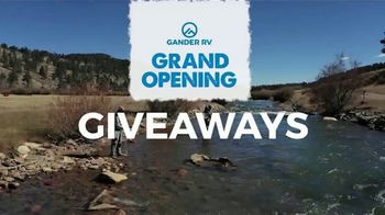 Gander RV Grand Opening TV Spot, 'Go for It' - Thumbnail 8