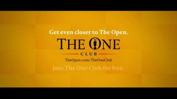 The Open One Club TV Spot, 'Fans Remember' - Thumbnail 10