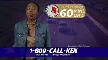Kenneth S. Nugent: Attorneys at Law TV Spot, 'Getting a Lawyer is Stressful' - Thumbnail 3