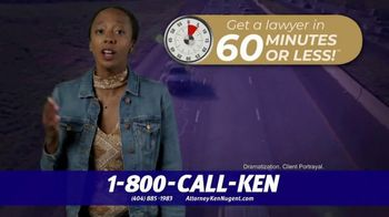 Kenneth S. Nugent: Attorneys at Law TV Spot, 'Getting a Lawyer is Stressful' - Thumbnail 4