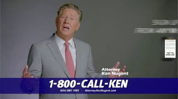 Kenneth S. Nugent: Attorneys at Law TV Spot, 'Getting a Lawyer is Stressful' - Thumbnail 5