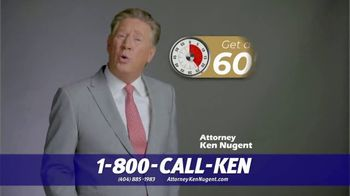 Kenneth S. Nugent: Attorneys at Law TV Spot, 'Getting a Lawyer is Stressful' - Thumbnail 6