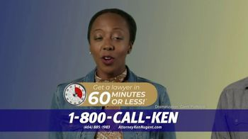Kenneth S. Nugent: Attorneys at Law TV Spot, 'Getting a Lawyer is Stressful' - Thumbnail 7
