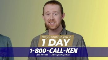 Kenneth S. Nugent: Attorneys at Law TV Spot, 'Getting a Lawyer is Stressful' - Thumbnail 8