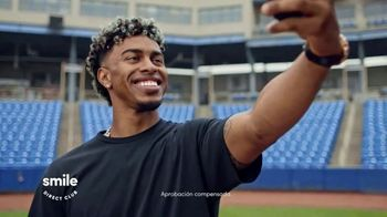 Smile Direct Club TV Spot, 'Mr. Smile' con Francisco Lindor [Spanish] - 601 commercial airings