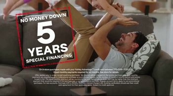 Ashley HomeStore Black Friday in July TV Spot, 'Sofa Chaise, Queen Bed and Power Reclining Sofa' - Thumbnail 5