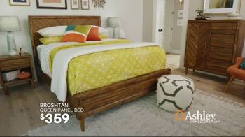 Ashley HomeStore Black Friday in July TV Spot, 'Sofa Chaise, Queen Bed and Power Reclining Sofa' - Thumbnail 6