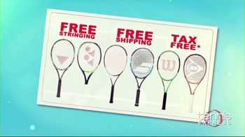 Tennis Express Prime Week TV Spot, 'Shoes and Racquets' - Thumbnail 3