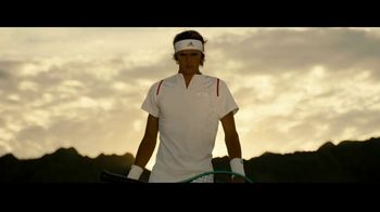 Head Tennis TV Spot, 'Gravity' Featuring Alexander Zverev - 198 commercial airings