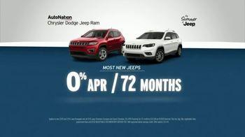 AutoNation Summer of Jeep TV Spot, 'Reputaton Score: New Jeeps' - Thumbnail 5