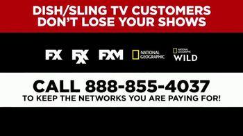 The Walt Disney Company TV Spot, 'FX: Dish and Sling Customers' - Thumbnail 9